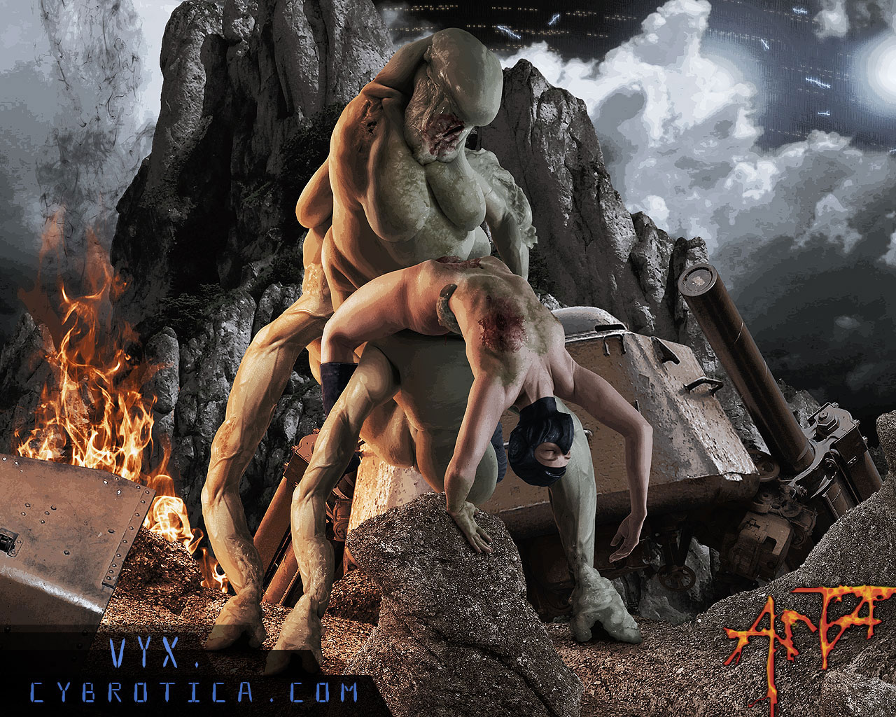 Erotica erotic art sci-fi fantasy art sexual videos